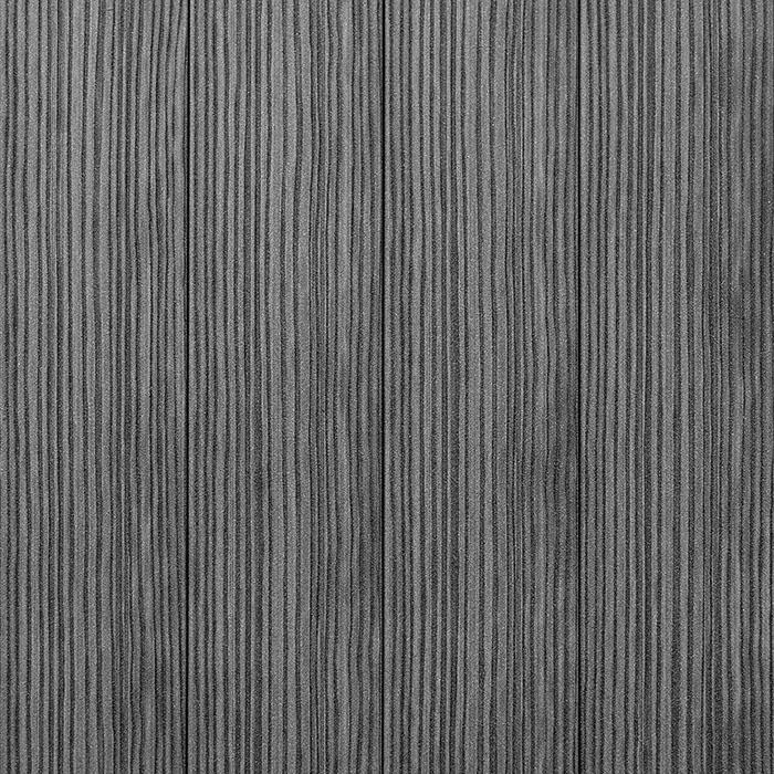 Plastová plotovka - antracit - líc