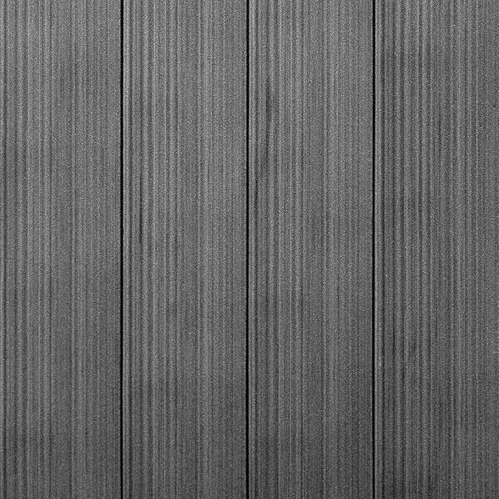 Plastová plotovka - antracit - rub