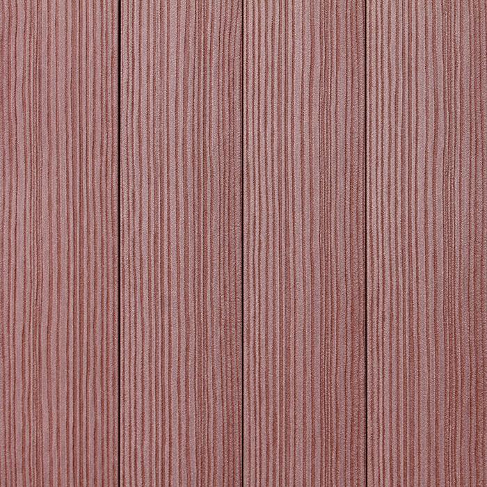 Plastová plotovka - červenohnědá - líc